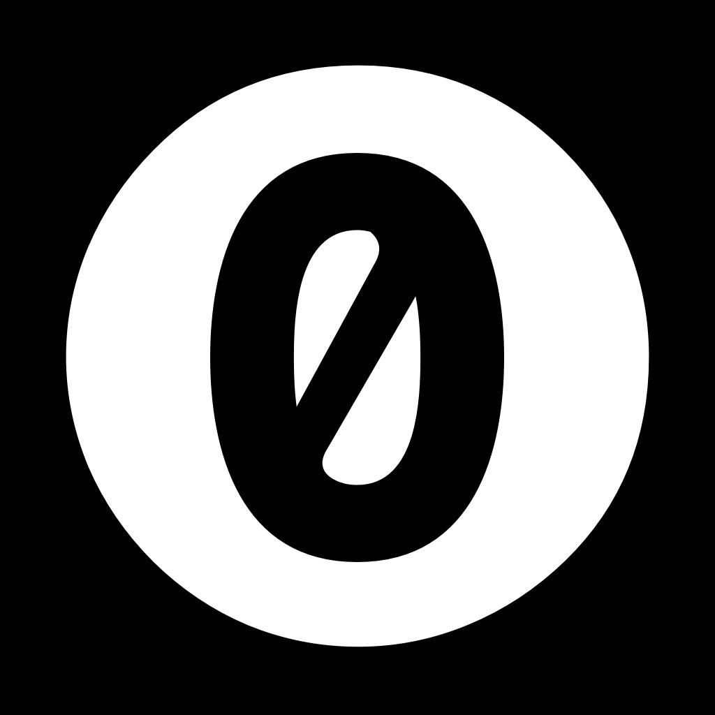 Icon: Creative Commons Zero (Komplett freie Nutzung)